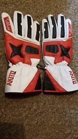 Akito Kevlar Motorcycle Gloves Xl Motorbike