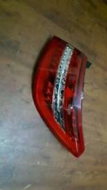 Mercedes benz rear right light