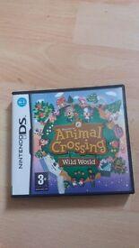 Animal Crossing wide world