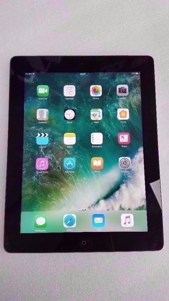 APPLE IPAD 4 16GB WIFICELLULAR EE WITH RECEIPTin Coventry, West MidlandsGumtree - APPLE IPAD 4 16GB WIFI & CELLULAR EE SPACE GREY IN COLOUR LIGHT SURFACE MARKS RECEIPT WILL BE PROVIDED COLLECTION FROM CHEYLESMORE, COVENTRY, CV3 5HZ TEL 024 76501446 MANY THANKS