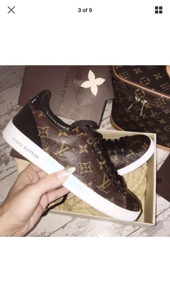 Women s Louis Vuitton trainers size 4   in Sutton, London   Gumtree d09c0eb1cd7a