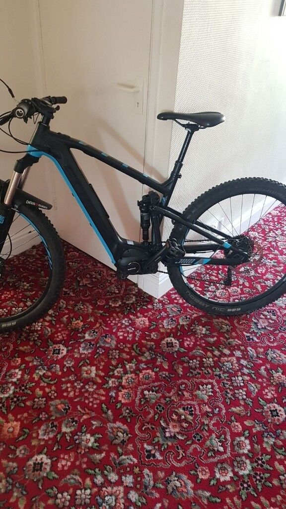 Electric pedal assist full sus all terrain moutain bike for sale, shimarno  steps e8000 motor | in Durrington, Wiltshire | Gumtree