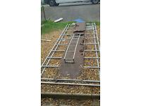 van roof rack and ladder (07449529234)