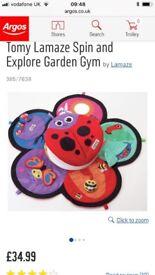 Spin and explore Lamaze