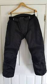 RST Blade Textile Trousers - As New
