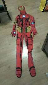 Fancy dress outfit. Avengers transformers