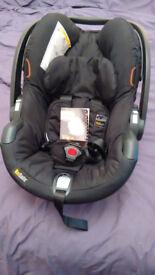 BeSafe IziGo X1 rear-facing car seat