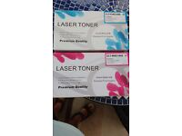 Cyan and Magenta new CLT-M407/409 - Samsung CLP and CLX laser cartridges
