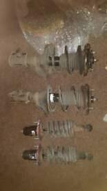 Dc5 honda integra (02-05) stock suspension