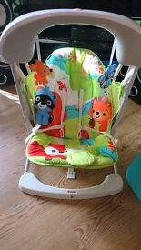 Good as new fisherprice swing