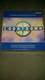 Countdown game
