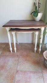 Laura Ashley Bramley nest of tables