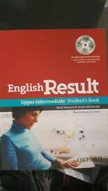 English result students book