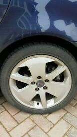 swap wheels