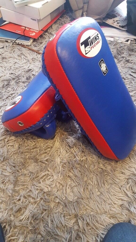 Twins Special Muay Thai Pads