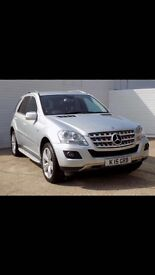 Mercedes ML350 CDI blue EFFICIENCY sport 7G-Tronic W164 FACELIFT)