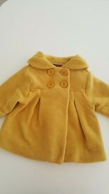 Next mustard jacket