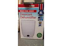 Meaco DD8L Junior 8 Litre Desiccant Dehumidifier