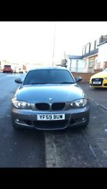 BMW 1 Series 123D M Sport 2010 2.0 twin turbo diesel