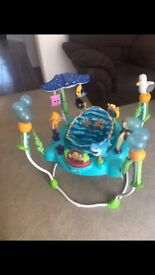 Disney nemo jumperoo
