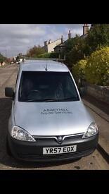 Vauxhall combo £££ spent