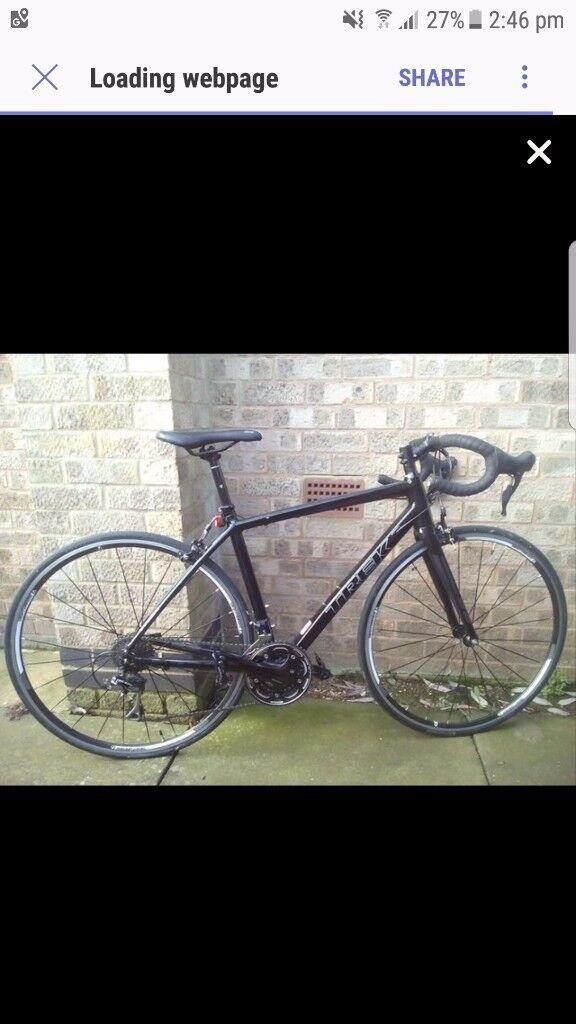 Trek madone 2.1 road bike
