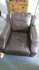 Brown armchair FREE