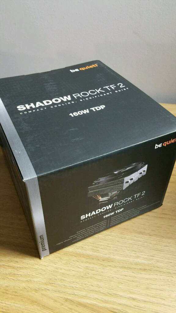 bequiet! Shadow Rock TF2 CPU Computer Cooler