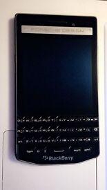 Mint condition Blackberry Porsche Design P9983 unlocked 64GB