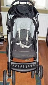 MOTHERCARE TRAVEL SYSTEM PLUS CARRYCOT AND ACCESSORIES RRP £385 BARGAIN AT £70 BEEN REDUCED!!