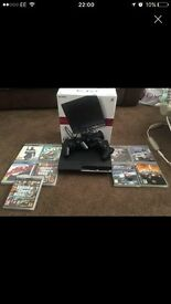 PS3 Perfect condition (120gb)