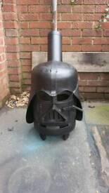 Darth Vader wood burner!!