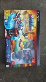 Skylanders Superchargers Starter Pack Complete In Box for PS3 Mint New.