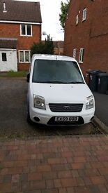 Ford transit connect trend 1.8d 90ps 59plate