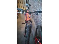 Bitwin mountain bike £120