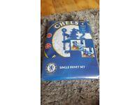 Chelsea single duvet cover brand new