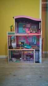 (SOLD) Dolls House (SOLD)
