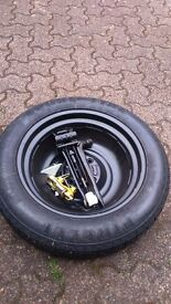 Tyre for Ford Focus S to Y reg