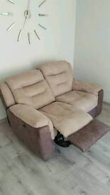 DFS Electric adjustable sofa