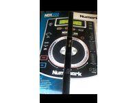 Numark NDX 200 CD / Media player £100 for 2