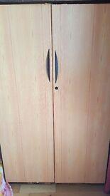 Very spacious wooden cupboard