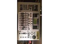Boss BR-1200cd Digital recording studio 12 track