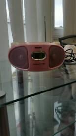 Philips cd player