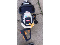 PETROL HEDGE TRIMMER IN GOOD WORKING ORDER