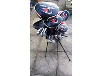 PROGEN RED EYE FULL GOLF PACKAGE. PLEASE SEE