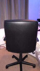 Study desk and office chair for sale