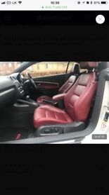 Built in sat nav, full red leather, just been MOT and serviced,auto