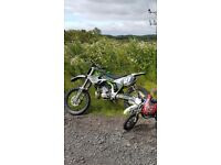 Dirtbikes & Quad for sale!!!