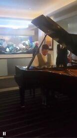 Pianist Wedding Hire