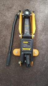 Trolley Jack (used) - 2 tonne load capable